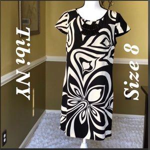 Tibi New York Silk Dress